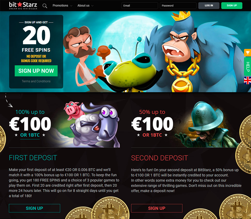 Popular bitcoin casino games