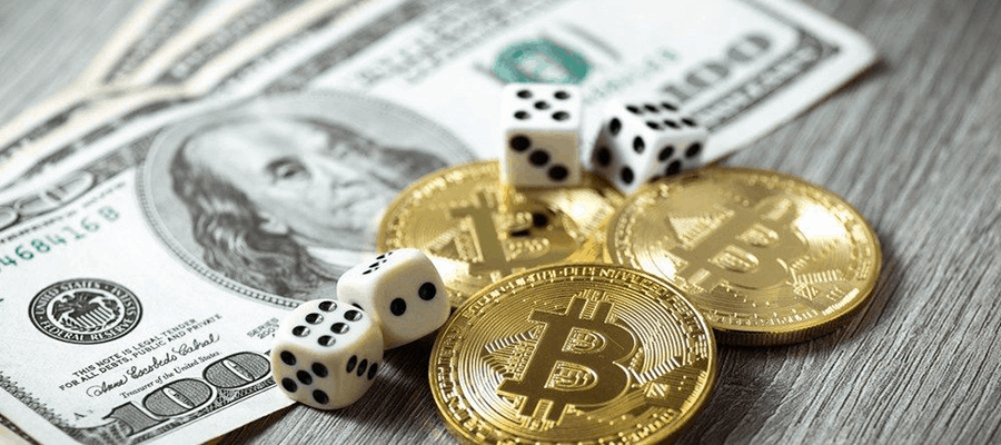Bitcoin casino online