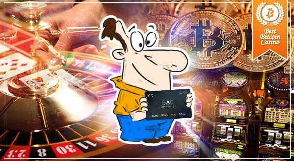 Online bitcoin casino games online