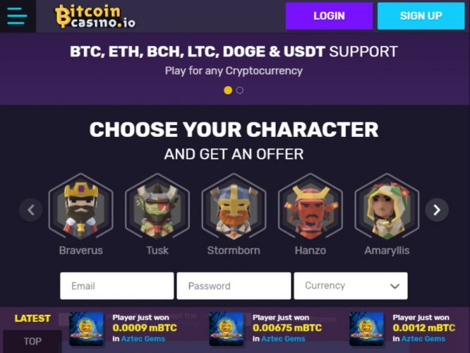 Earn btc by playing games