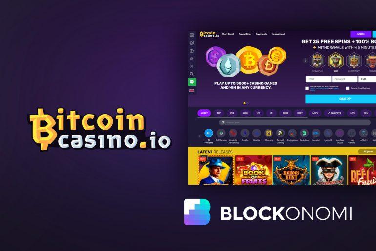Bitcoin casino free bitcoin slot games