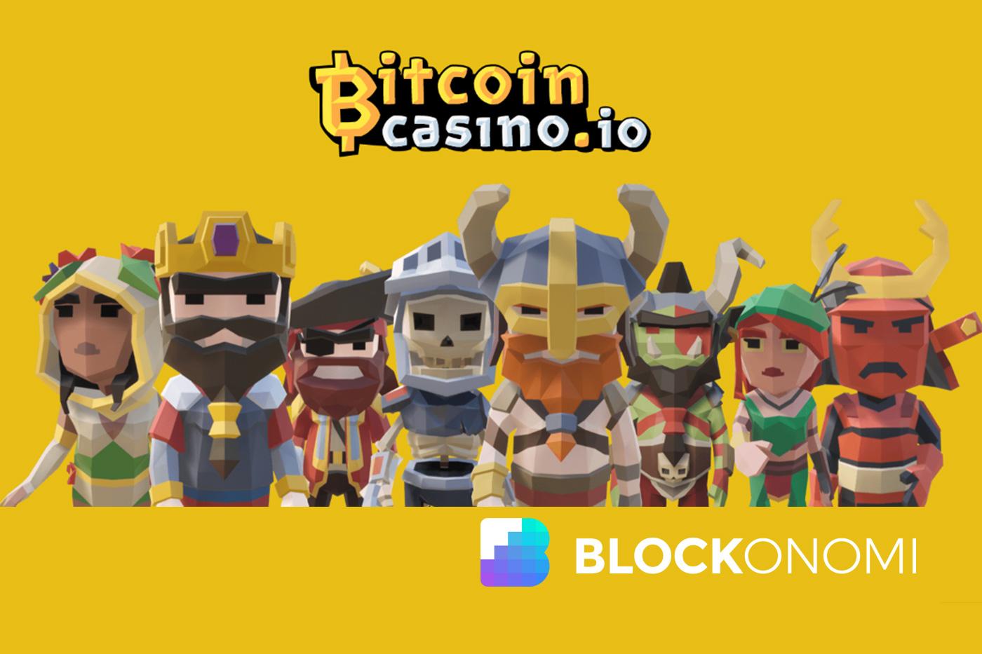 Live bitcoin casino no deposit bonuses